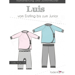 Sewing Pattern-Luis-Kids-GER