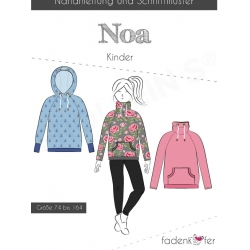 Sewing Pattern-Noa-Kids-GER
