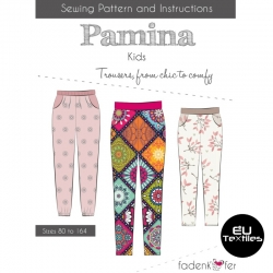 Sewing Pattern-Pamina-Kids-EN