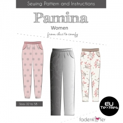 Sewing Pattern-Pamina-Women-EN