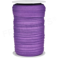 Fold-Over-Elastic - Purple