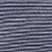 Cotton Jersey - Mini Stripes - Dark Blue-Gray