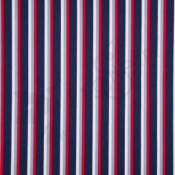 8b05ad57c867 Cotton Jersey - Maritime - Stripes