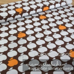 Summersweat - Applebites- Brown/Orange
