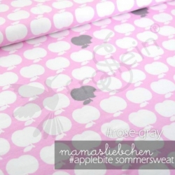 Summersweat - Applebites- Rose/Gray