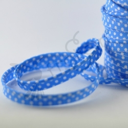 Piping Trim - Polka Dots - Royal Blue
