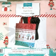 DiY Tote Kit - Riley Blake - Little Red Riding Hood
