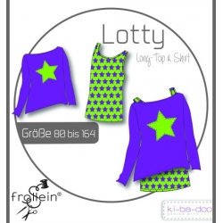 Ki-Ba-Doo Long Top & Shirt LOTTY