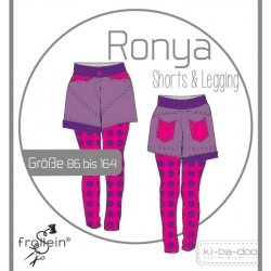 Ki-Ba-Doo Shorts & Leggings RONYA