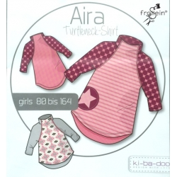 Ki-Ba-Doo Turtleneck-Shirt AIRA