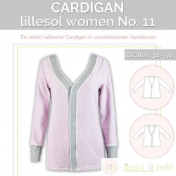 Sewing Pattern - Women - Cardigan