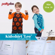 Pattydoo - Kids Shirt - Leo
