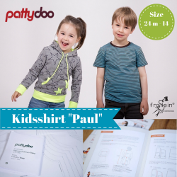 Pattydoo - Kids Shirt - Paul