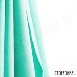 Organic Cotton Jersey - Solid Mint
