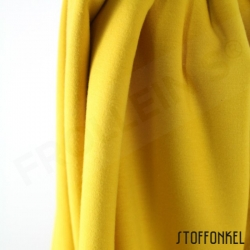 Organic Cotton Jersey - Solid Mustard