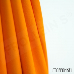 Organic Cotton Jersey - Solid Orange