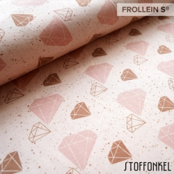 Tencel TM Lyocell - Diamonds Rose