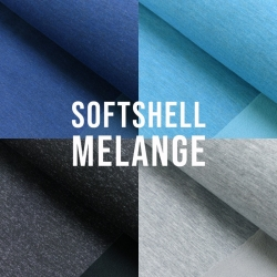 Softshell - Viscose Melange