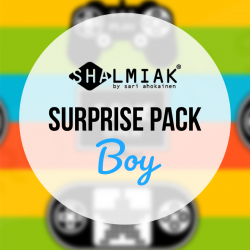 Surprise Pack - Shalmiak Boy