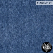 Organic French Terry - Solid Dark Denim