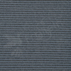 Ribbing - Stripes - Smoke Blue/Gray