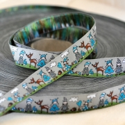 Woven Ribbon-Dwarves Meadow